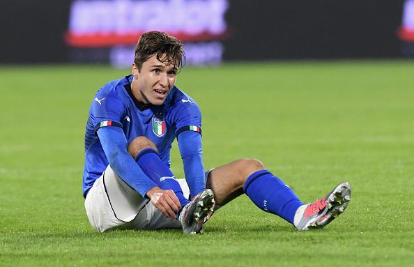 Chiesa é uma das promessas italiana para a Eurocopa de 2020 e Copa de 2022 (Foto: Alessandro Sabattini/Getty Images)
