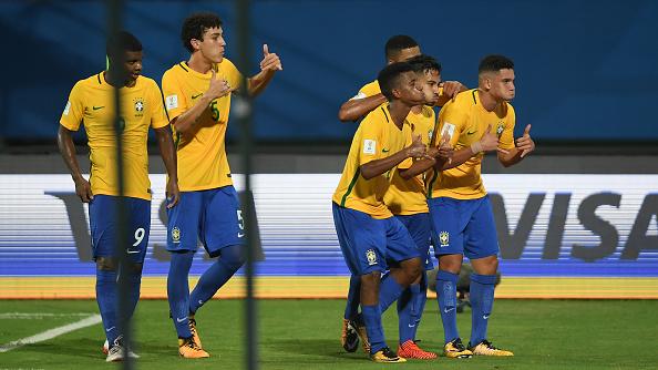 Brasil goleia Honduras e enfrenta a Alemanha no Mundial Sub-17