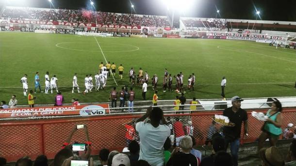 Foto: Divulgação/Atlético de Alagoinhas
