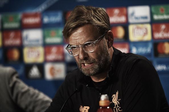 Em entrevista, Klopp demonstrou cautela antes de confronto contra o Hoffenheim (Foto: Andrew Powell/Liverpool FC)