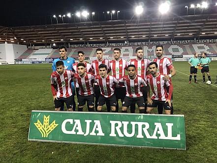 Actual plantilla del Zamora CF (fuente: el propio club)