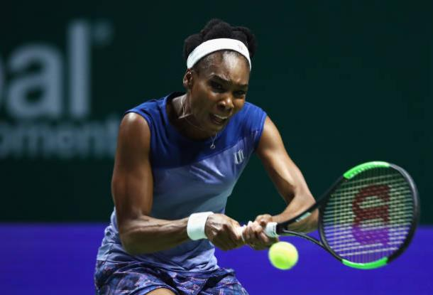 Williams will likely be the more aggressive of the two (Getty/Clive Brunskill)