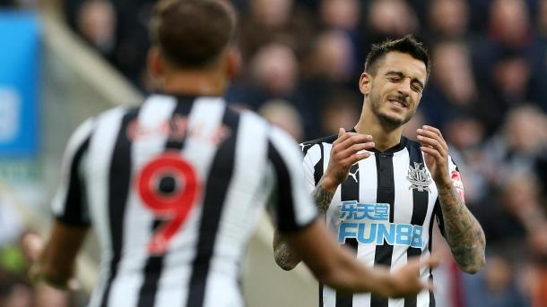 Newcastle cayó por 0-1 ante Bournemouth en la jornada pasada | Foto: Premier League.