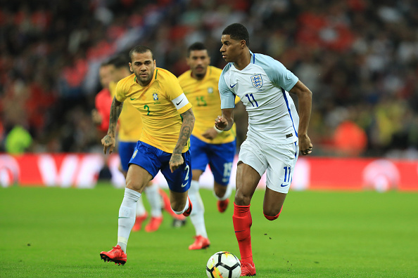 English Team tem feito amistosos contra grandes seleções (Foto: Shaun Brooks/Action Plus via Getty Images)