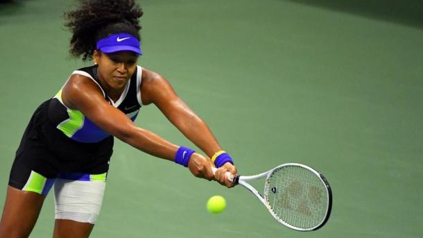 Osaka is two wins away from her third major title/Photo: Robert Deutsch/Reuters