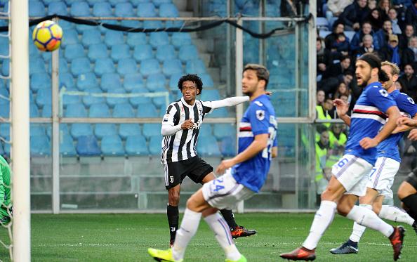 Juventus perde fora com Sampdoria e atrasa-se — Atenção Sporting