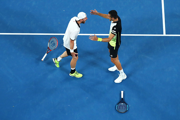 Australian Open 2018: Oliver Marach, Mate Pavic claim men's doubles crown
