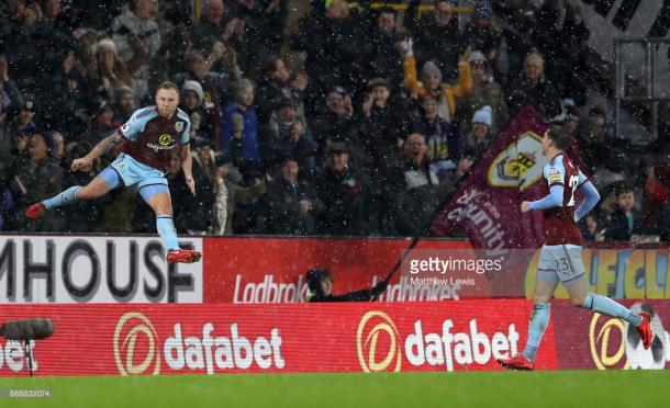 Burnley are now flying high in the Premier League following sensible investment. (picture: Getty Images / Matthew Lewis)