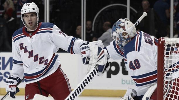 Georgiev y DeAngelo | NHL.com