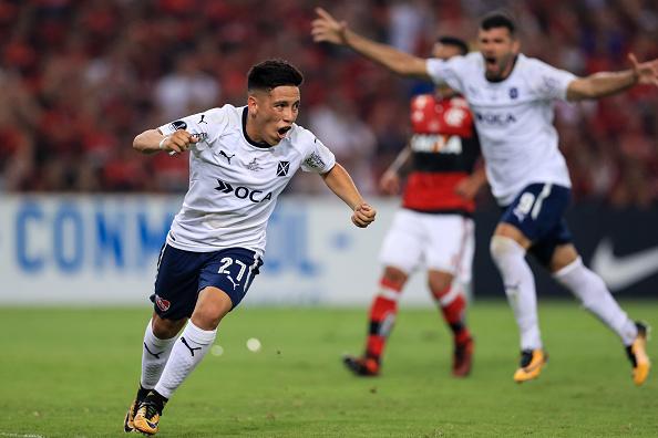 Título da Sul-Americana ficou com o Independiente (Foto: Buda Mendes/Getty Images)