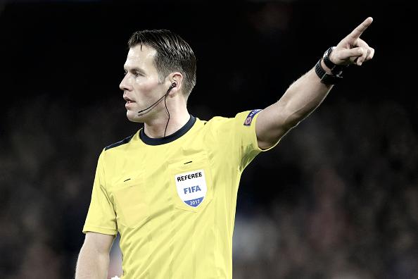 Danny Makkelie, el árbitro elegido para dirigir el Barça-Roma | Getty Images
