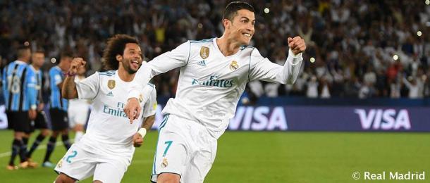 Cristiano Ronaldo es el máximo goleador en la historia del club   Fuente: realmadrid.com