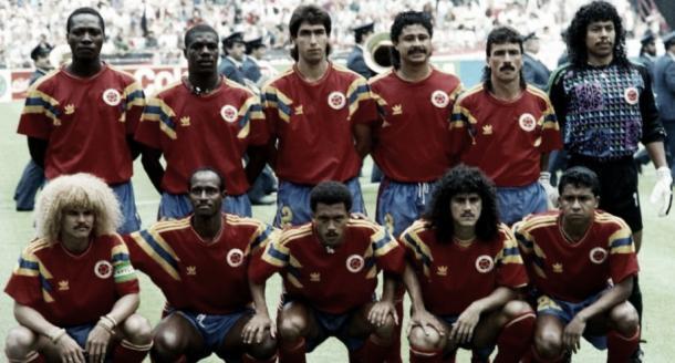 Selección Colombia 1990 | Foto: Goal