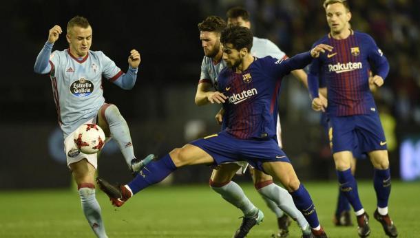 FC Barcelona 5-0 RC Celta | Foto: FC Barcelona