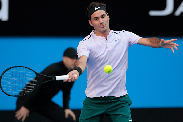 Roger Federer returns to Rotterdam (Photo: David Woodley/Getty Images)