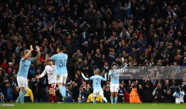 City have looked unstoppable so far this season. (picture: Getty Images / Clive Brunskill)