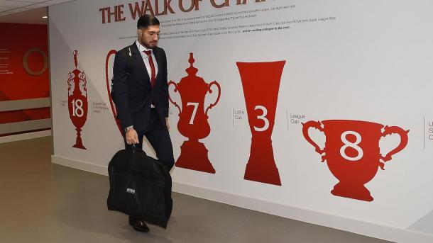 Emre Can podría continuar en Anfield   Foto: Premier League.