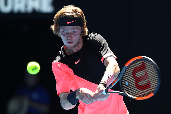 Andrey Rublev will hope to upset the field (Photo: Cameron Spencer/Getty Images)