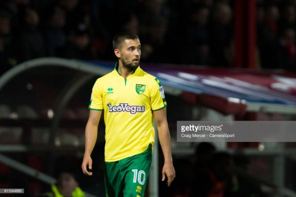 Moritz Leitner could be a key player for Norwich City this season. (picture: Getty Images / Craig Mercer - CameraSport)