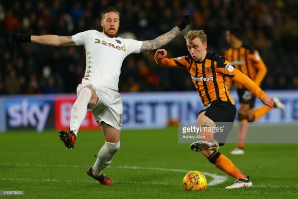 Jarrod Bowen impressed for Hull City throughout last season. (picture: Getty Images / Ashley Allen)