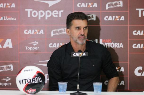 (Foto: Maurícia da Matta/EC Vitória)