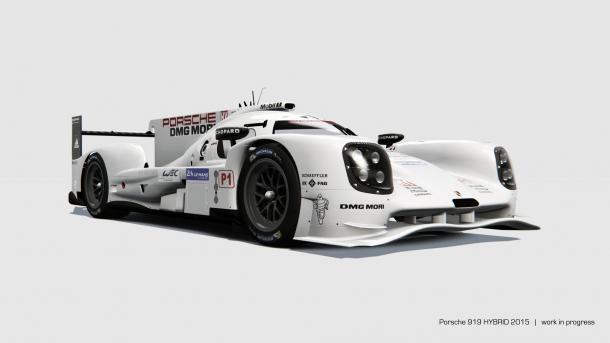 Campeão mundial de endurance, o Porsche 919 Hybrid é um dos modelos a fechar o lista de novidades do Assetto Corsa (Foto: divulgação/Kunos Simulazioni)