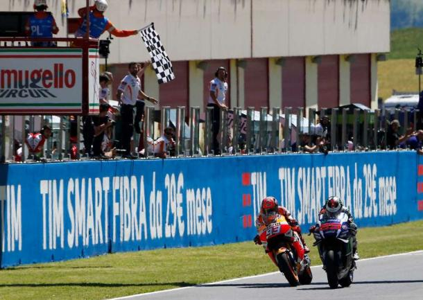 Close finish at Mugello - www.sfchronicle.com