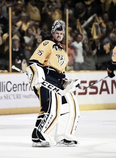 Pekka Rinne | Foto: USA Today Sports