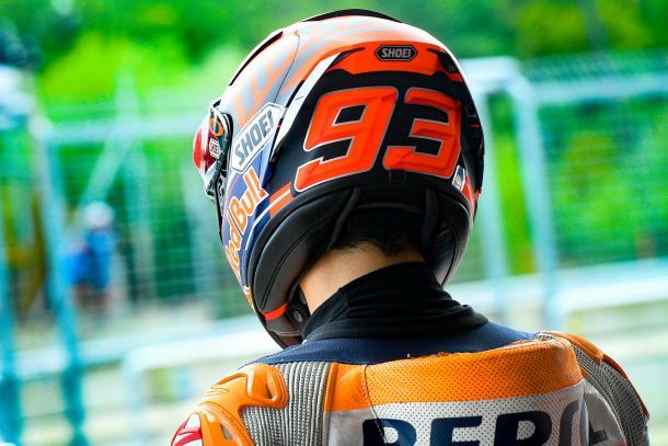 El líder del mundial acabó el test octavo. Imagen: MotoGP