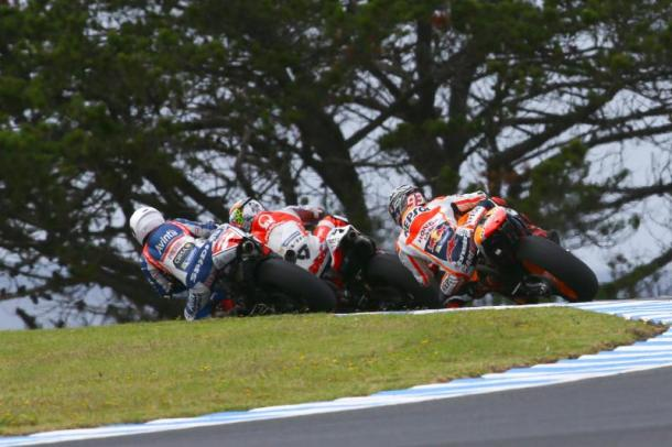 The Phillip Island race is a very popular one on the calendar. (Photo: Moto GP)