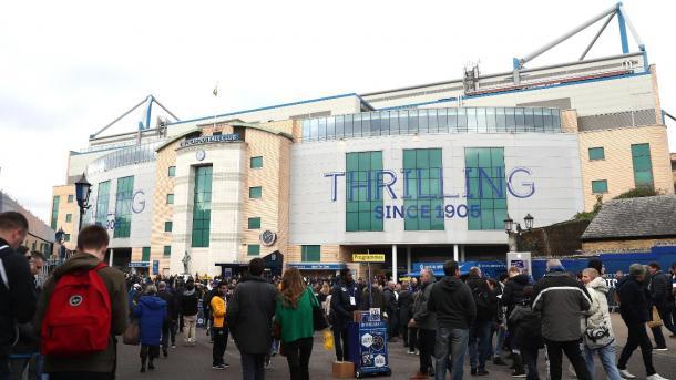 Stamford Bridge   Foto: Getty Images.