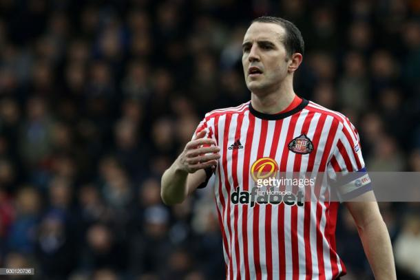 Experienced defender John O'Shea has joined Reading this summer. (picture: Getty Images / Ian Horrocks)