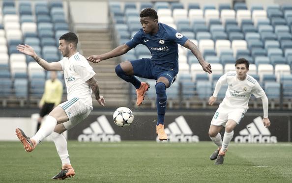 El Madrid-Chelsea de los octavos de final de la UEFA Youth League | Getty Images