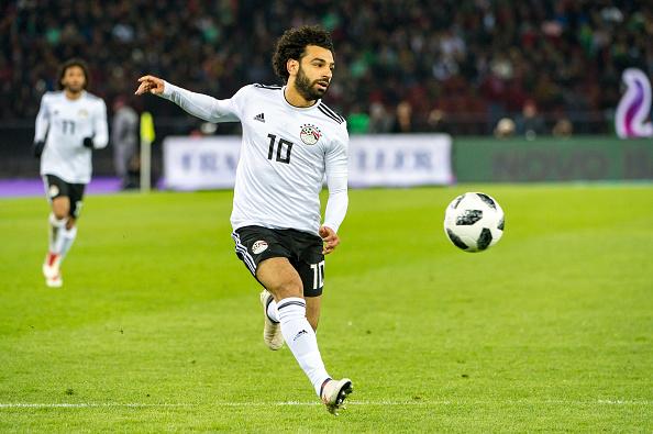 Mohamed Salah, peligro ofensivo de Egipto | Getty Images