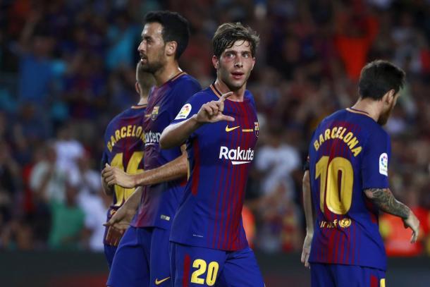 Buona la prima per il Barcellona che sconfigge il Real Betis 2-0 (Fonte foto: Sky Sports)