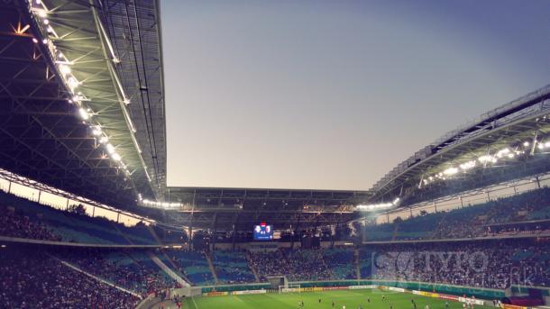 Red Bull Arena con capacidad para 45.000 aficionados // FOTO: Flickr