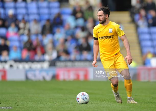 Preston North End full-back Greg Cunningham has joined Cardiff City for around £4 million. (picture: Getty Images / Keith Barnes - CameraSport)