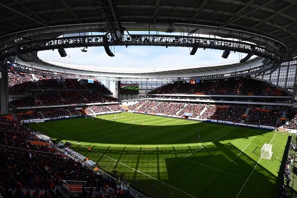 El Ekaterinburg Arena, el escenario del debut de Egipto y Uruguay | Getty Images
