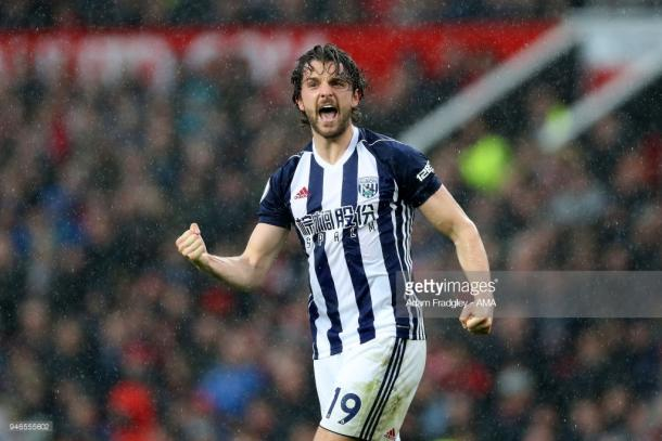 Jay Rodriguez has scored twice in his last two games. (picture: Getty Images / Adam Fradgley - AMA)