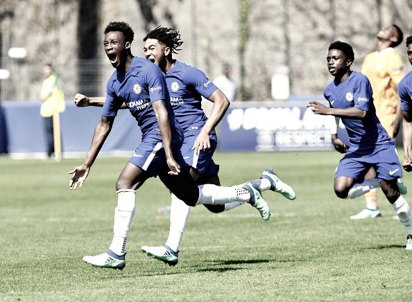 El Chelsea-Porto de las semifinales de la UEFA Youth League | Getty Images