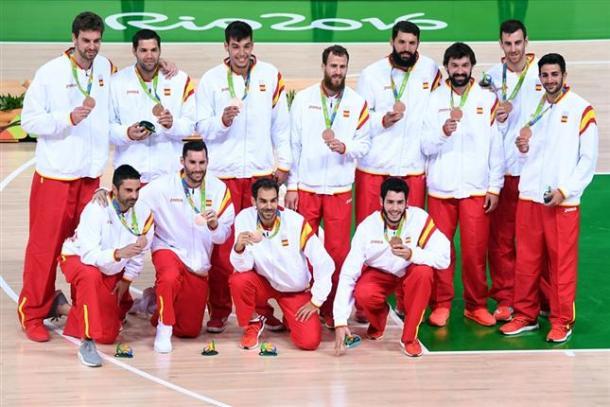 España gana el bronce en Río / feb.es