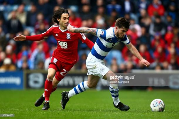 It could be a big season for Ryan Manning at QPR. (picture: Getty Images / Jordan Mansfield)