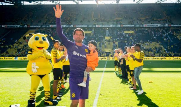 Alexandre Simões/Borussia Dortmund/Getty Images