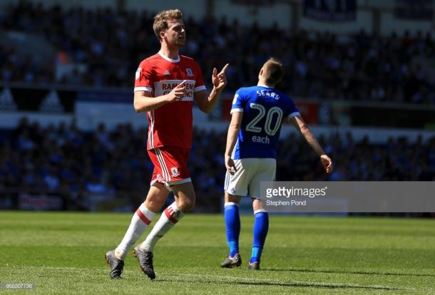 Patrick Bamford has left Boro to join Leeds United. (picture: Getty Images / Stephen Pond)