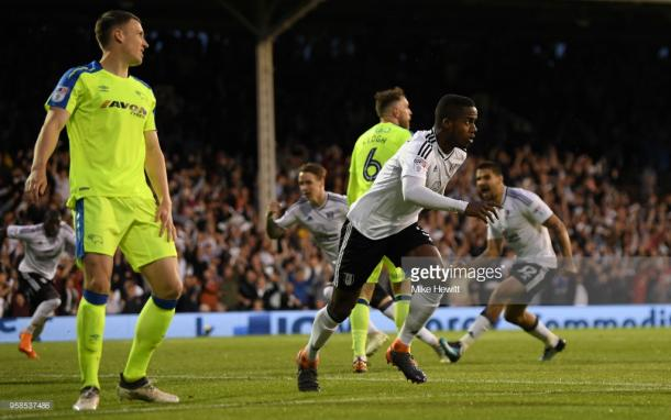 Sessegnon has been directly involved in 23 goals for Fulham this season. (picture: Getty Images / Mike Hewitt)