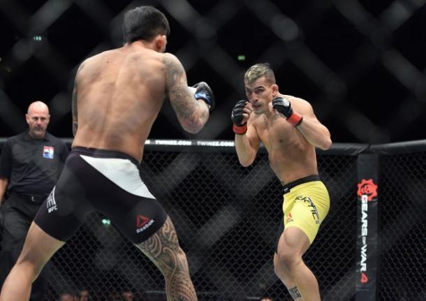 Mirsad Bektic wins on his return | Photo: Per Haljestam-USA TODAY Sports