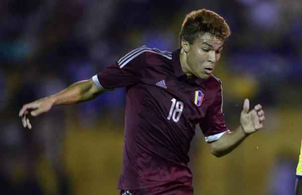 Peñaranda shone at Copa America | Photo: givemesport.com