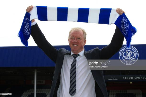 Steve McClaren is back in management at Queens Park Rangers. (picture: Getty Images / Marc Atkins/Offside)