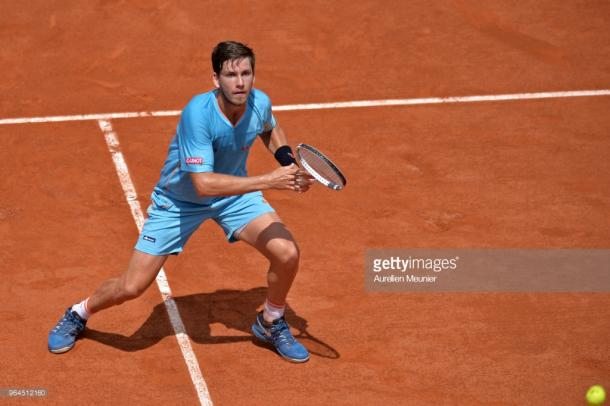 Cameron Norrie impressed many at the French Open. (picture: Getty Images / Aurelien Meunier)