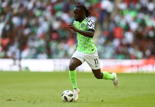 Victor Moses, la estrella de Nigeria | Getty Images